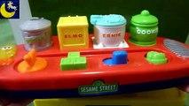 Vintage Playskool Sesame Street Poppin Pals Pop Up Toy 1985