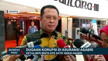 Menanggapi Dugaan Korupsi Asabri KPK Koordinasi dengan BPK