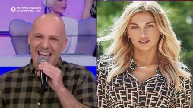 Το My style rocks και η τηλεφωνική παρέμβαση της Σπυροπούλου στην εκπομπή του Μουτσινά 2 -