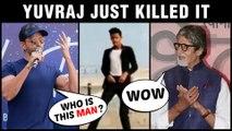 Yuvraj Nailed It! Hrithik, Amitabh IMPRESSED By TIK TOK Users Micheal Jackson DANCE Moves