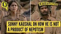 Sunny Kaushal and Sharvari on 'The Forgotten Army'