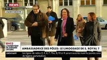 """Ségolène Royal annonce que le gouvernement envisage de """"mettre fin à ses fonctions"""" d'ambassadrice des pôles et publie le courrier qu'elle a reçu"""
