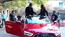Jawaani Jaaneman: Saif Ali Khan and Aalia F make a dashing entry at Ole Ole song launch