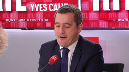 Gérald Darmanin - RTL mercredi 15 janvier 2020