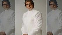 Amitabh Bachchan Misses His Maa Ka Pallu After A Doctor Visit