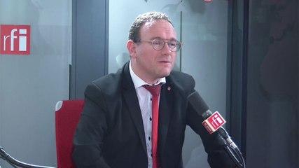 Damien Abad - RFI mercredi 15 janvier 2020