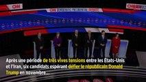 Primaire démocrate : Bernie Sanders tacle Joe Biden
