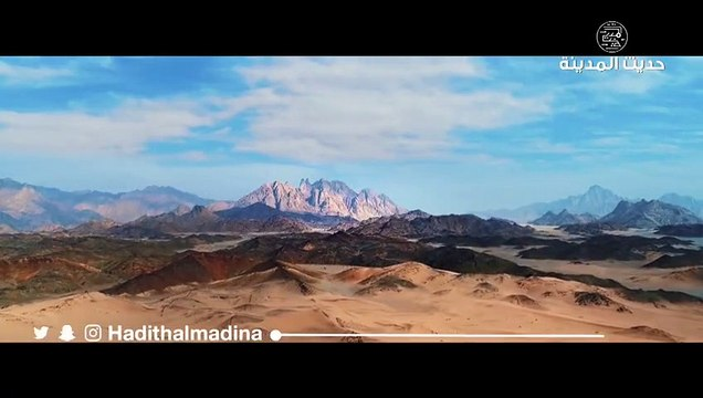 """مع """"رالي داكار"""" صحراء السعودية محط أنظار العالم"""
