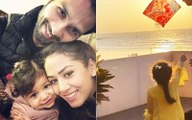 Makar Sankranti 2020: Mira Rajput- Shahid Kapoor's Daughter Misha Flies A Kite On Their Terrace, By The Arabian Sea