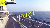 Naval version of Tejas successfully takes off from INS Vikramaditya