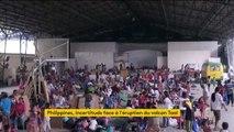 Les Philippines anticipent l'éruption du volcan Taal, qui crache des cendres