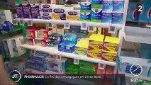 Les antalgiques ne sont plus en vente libre dans les pharmacies