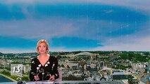L'énorme lapsus de la présentatrice belge Ophélie Fontana au JT de 13 heures