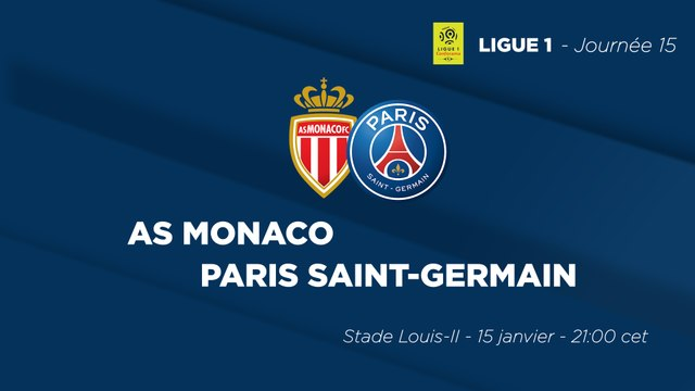La bande annonce : AS Monaco - Paris Saint-Germain 2020