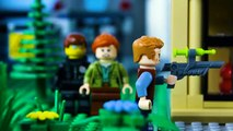 LEGO Jurassic World STOP MOTION LEGO Jurassic World (FULL COMPILATION) - LEGO - Billy Bricks