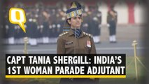 #GoodNews: Capt Tania Shergill to Lead Men Contingent on Army Day