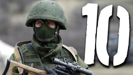 10 wojen, które toczą się TERAZ [TOPOWA DYCHA]
