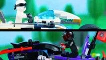 LEGO Ninjago STOP MOTION LEGO Ninjago: Zane vs Mr. E Bike Speed Build - LEGO Ninjago - Billy Bricks