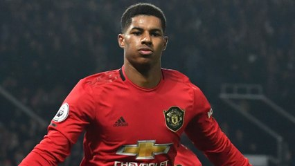 Young Player of the Season - Marcus Rashford