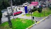 Çekicinin kaldırdığı araçtan yaşlı kadının düştüğü olayla ilgili İstanbul Valiliği'nden açıklama