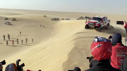 INCIDENTE ALONSO - IL CAPPOTTAMENTO ALLA DAKAR 2020