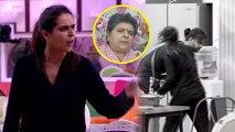 Bigg Boss 13; Madhurima Tuli की Mummy बेटी की हरकत से हैं शर्मिंदा | FilmiBeat