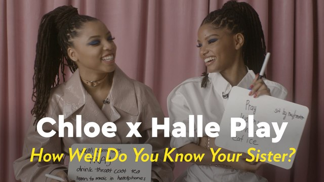 Chloe x Halle Play