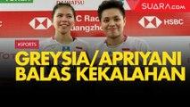 Greysia / Apriyani Melaju ke Babak Kedua Indonesia Masters 2020