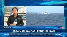 Mahfud MD Tinjau Pengamanan Laut Natuna