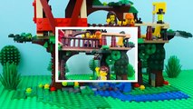 LEGO City Brick Building STOP MOTION LEGO City Speed Builds (COMPILATION) - LEGO City - Billy Bricks