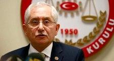 YSK'da yeni dönem! Başkan Sadi Güven ve 5 üyenin yerine seçim yapılacak