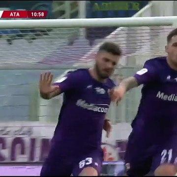Patrick Cutrone Goal - Fiorentina 1-0 Atalanta (Full Replay)