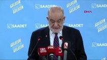 Karamollaoğlu: türkiye libya'da çatışmaya girmeden önce tüm yolları denemeli