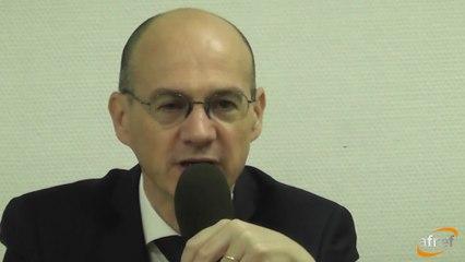 """Loi """"avenir professionnel"""" . Intervention de Stéphane Lardy Directeur général de France Compétences"""