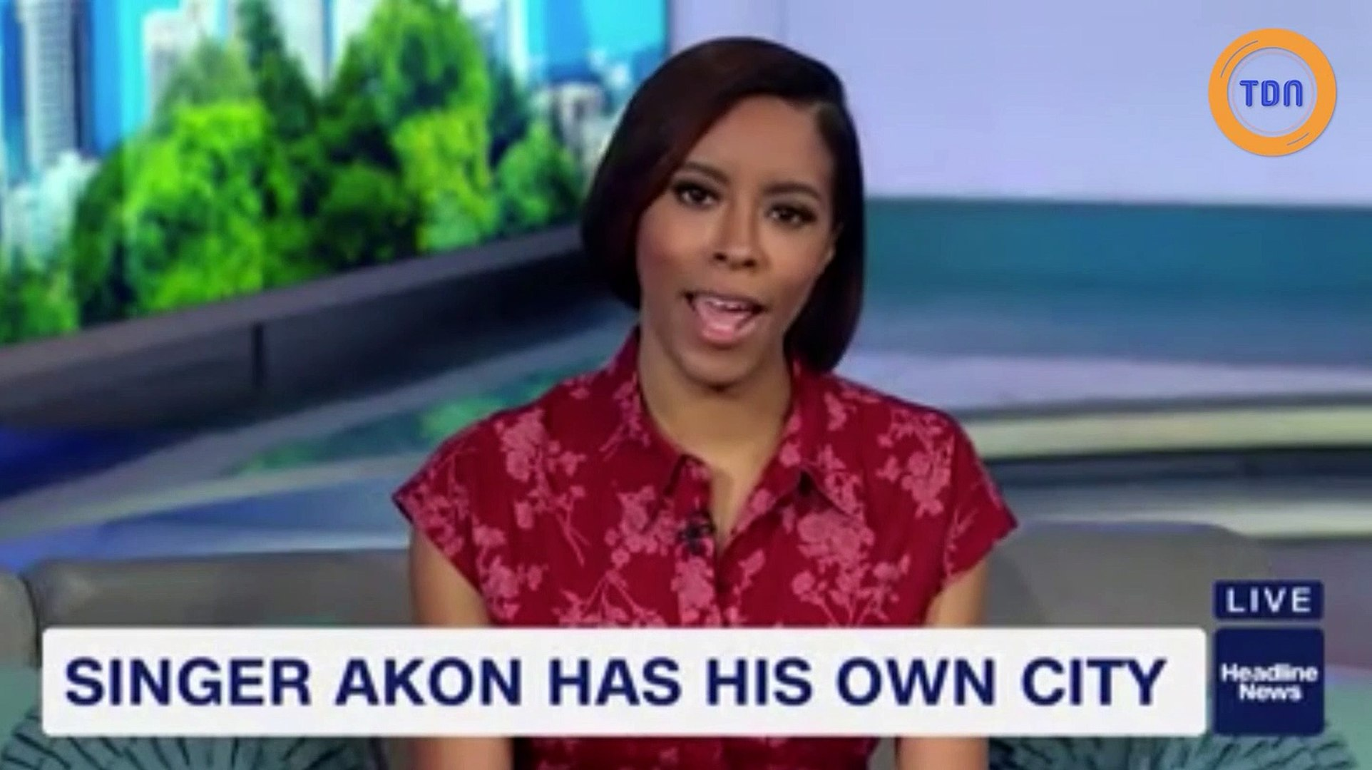 Akon va construire sa propre ville, Akon City