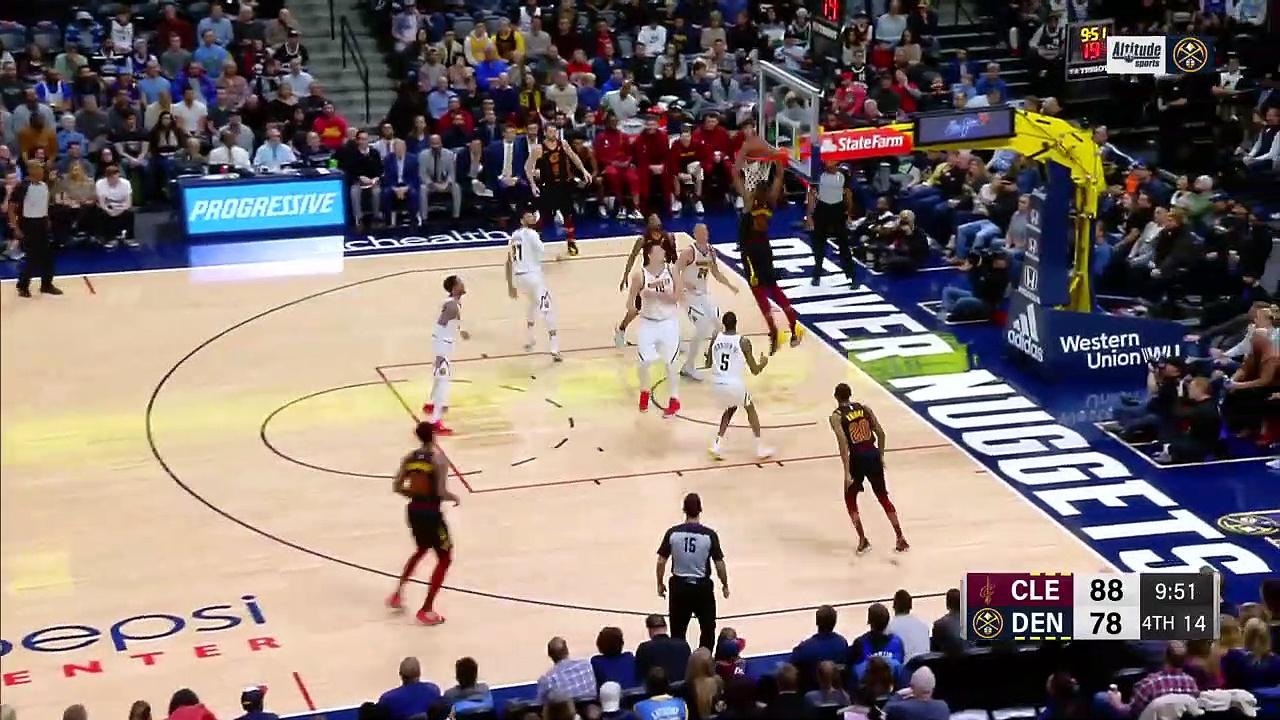 NBA'de Gecenin En Güzel 10 Oyunu | 11.01.2020