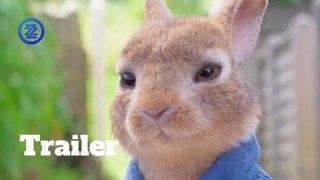 Peter Rabbit 2: The Runaway Trailer #1 (2020) Margot Robbie, Rose Byrne Comedy Movie HD