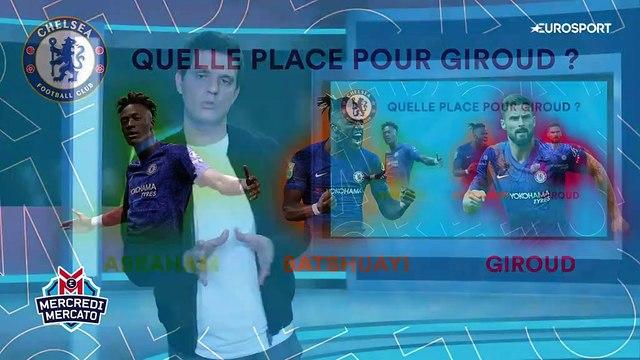 Remplaçant à Chelsea, remplaçant à l'Inter : Et pourtant Giroud a raison de rejoindre Milan