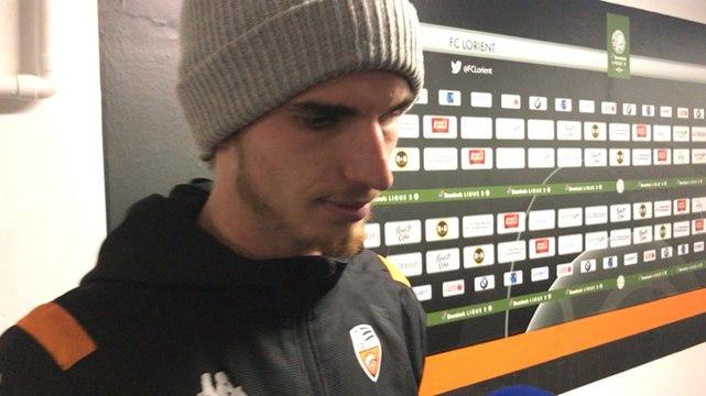 Pierre-Yves Hamel : «Ca reste un match de foot»