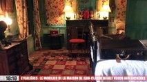 Eygalières : le mobilier de Jean-Claude Brialy mis en vente samedi