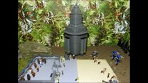 Star Wars the Clone War Story Chapter Seven (LEGO Star Wars stop motion)