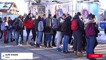 ISÈRE François Civil à la rencontre des jeunes du Festival de comédie de l'Alpe d'Huez