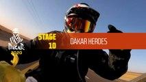 Dakar 2020 - Étape 10 / Stage 10 - Dakar Heroes