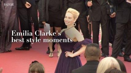 Emilia Clarke's best style moments