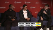 "FIFA eWorld Cup Champion Mohammed ""MoAuba"" Harkous and Trent Alexander-Arnold play FIFA 20"