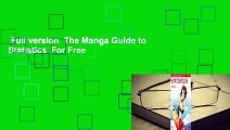 Full version  The Manga Guide to Statistics  For Free