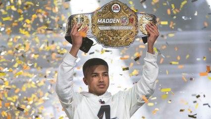 "Madden NFL 20 Classic - Starbucks Fuel Your Grind featuring Pavan ""Pavan"" Lakhat"