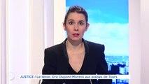 JUSTICE/ Le ténor, Eric Dupont-Moretti aux assises de Tours