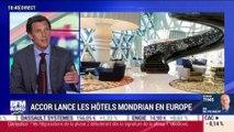 Accor lance les hôtels Mondrian en Europe - 15/01