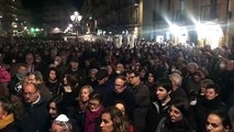 Minuto de silencio por las víctimas de la explosión de una empresa química de Tarragona